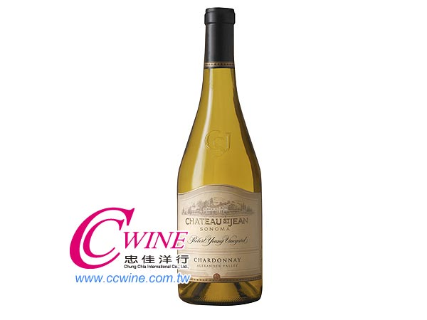 Chateau St.-JEAN ROBERT YOUNG VINEYARD CHARDONNAY 美國聖傑堡羅伯楊園雪多利白葡萄酒<font color=&quot;red&quot;>