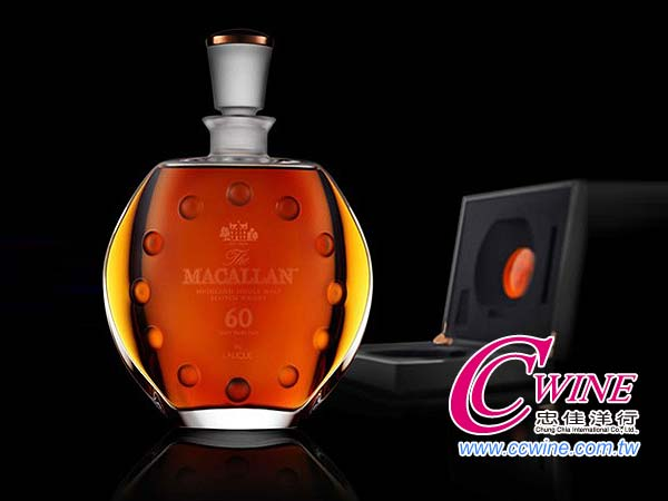 Macallan���d�۽A��Lalique 60�~���y���q400�~<font color=&quot;red&quot;>