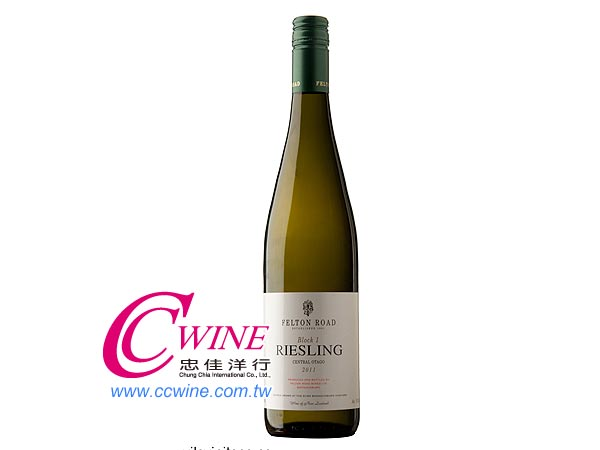 Felton Road-Riesling Block 1 費爾頓路 1 號園區麗詩玲白酒<font color=&quot;red&quot;>