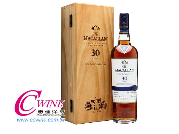 Macallan���d��30�~ Shweey Oak ����� (�s���첰)<font color=&quot;red&quot;>