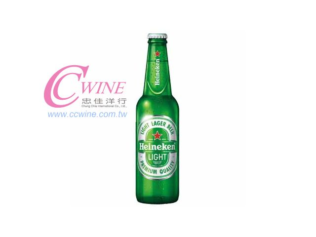 Heineken ��� Light 330ml �~�˰�s(24�J/�c)