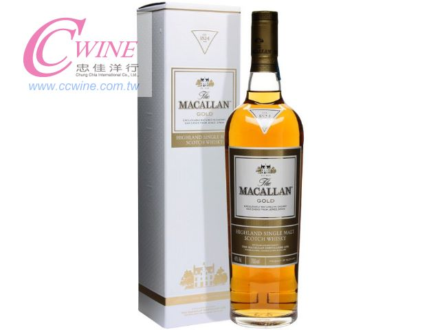 Macallan Gold / The 1824 Series ���d��1824�t�C - ����