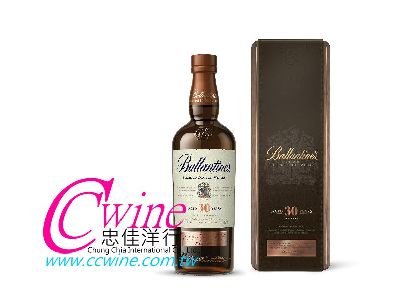 Ballantine's百齡罈30年蘇格蘭威士忌(請電洽)<font color=&quot;red&quot;>