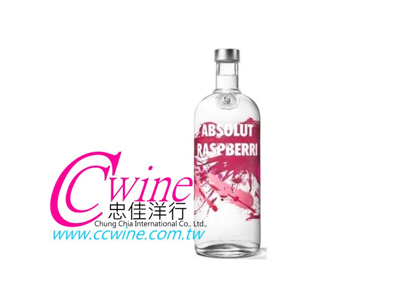 ABS �����S�[ (�Ь֤l) Absolut Vodka (Raspberri)<font color=&quot;red&quot;>