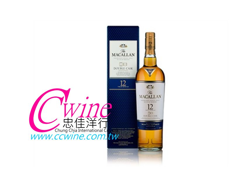 Macallan麥卡倫12年雪莉雙桶單一純麥威士忌<font color=&quot;red&quot;>