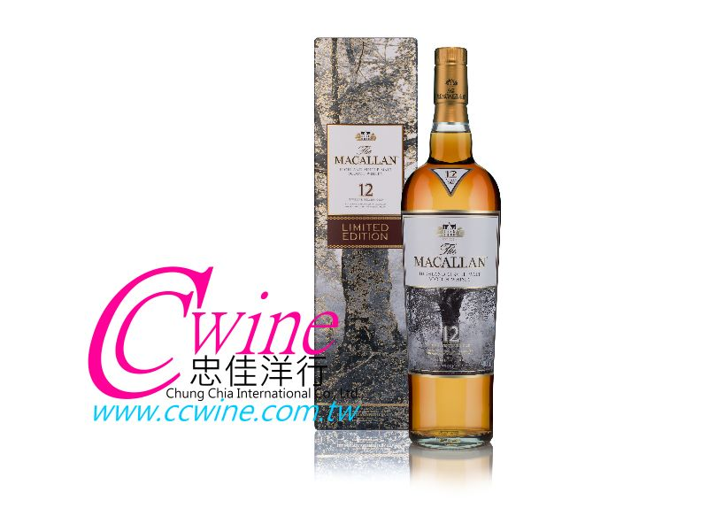 Macallan麥卡倫12年雪莉桶攝影大師紀念版<font color=&quot;red&quot;>