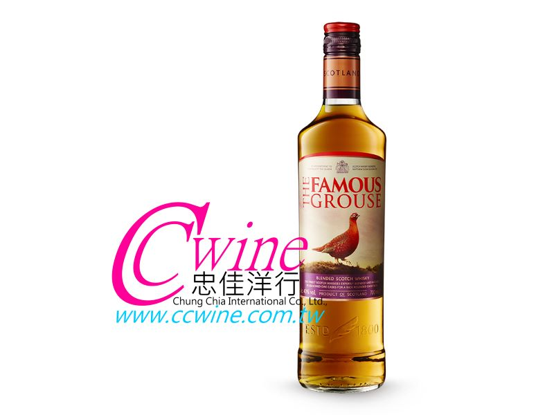 The Famous Grouse 威雀雪莉特選調和式威士忌<font color=red>